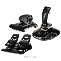 Фото Thrustmaster T-16000M FCS Flight Pack