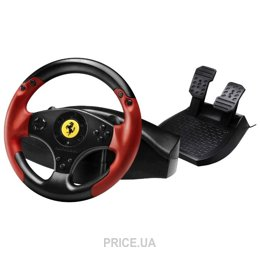 Фото Thrustmaster Ferrari Racing Wheel Red Legend Edition