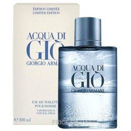 ... Мужскую парфюмерию Giorgio Armani Acqua Di Gio Blue Edition EDT. Тип - туалетная  вода ... ec1fa724203c2