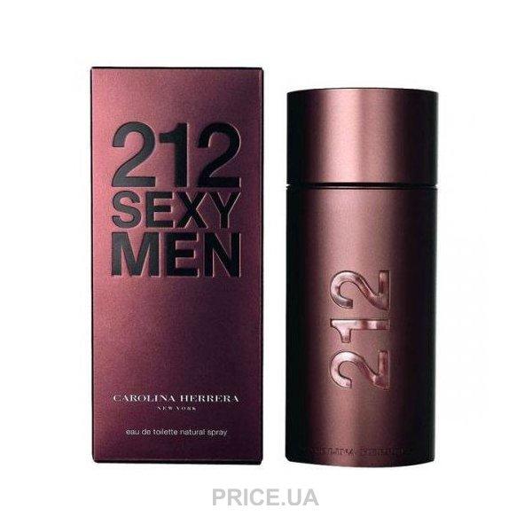 ea5cac36596 Carolina Herrera 212 Sexy Men EDT  Купить в Украине - Сравнить цены ...