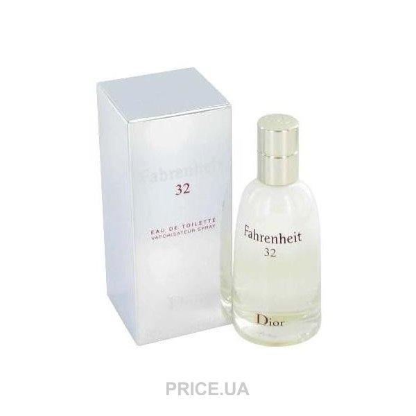 Christian Dior Fahrenheit 32 EDT  Купить в Украине - Сравнить цены ... 1c120fb2fb16c