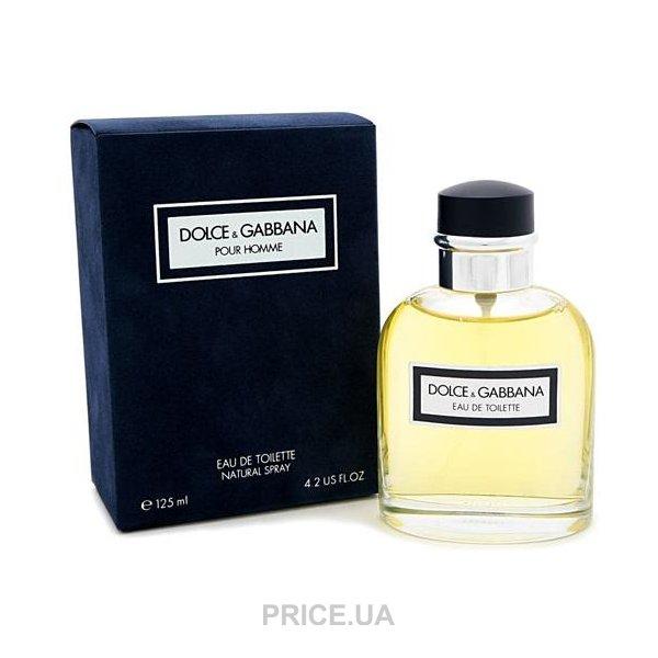Dolce   Gabbana Pour Homme EDT  Купить в Украине - Сравнить цены на ... 9da991d26038b