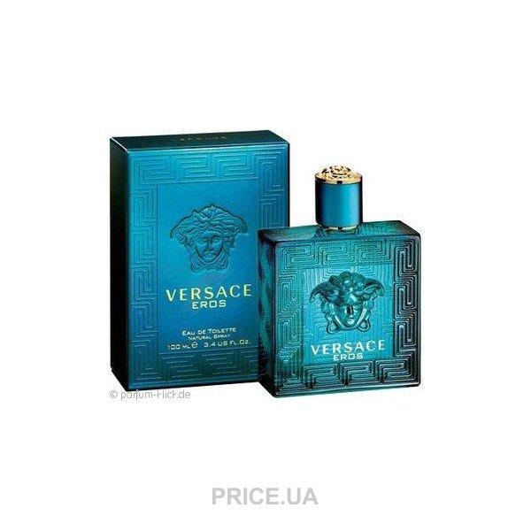 db66284c154c Versace Eros EDT: Купить в Украине - Сравнить цены на мужская ...