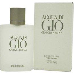 ... Мужскую парфюмерию Giorgio Armani Acqua Di Gio EDT. Тип - туалетная вода  ... 6d06ce5b88c48