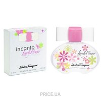 Фото Salvatore Ferragamo Incanto Lovely Flower EDT