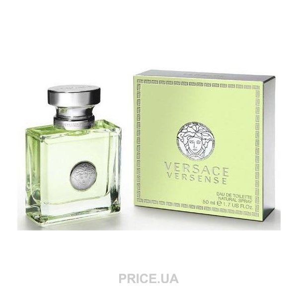 Versace Versense EDT  Купить в Украине - Сравнить цены на женская ... 812fba455e542