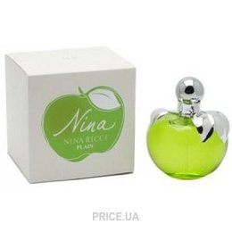 Фото Nina Ricci Nina Plain Green Apple EDT