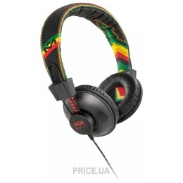 Фото House of Marley Positive Vibration Blue Hemp (EM-JH011-BH)