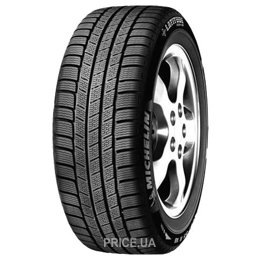 Фото Michelin Latitude Alpin HP (235/65R17 108H)