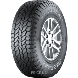 Фото General Tire Grabber AT3 (235/65R17 108H)