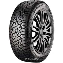 Фото Continental ContiIceContact 2 (205/60R16 92T)