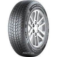 Фото General Tire Snow Grabber Plus (235/55R19 105V)