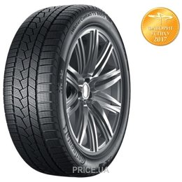 Шины Continental ContiWinterContact TS 860S (255/35R19 96V)