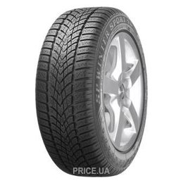 Фото Dunlop SP Winter Sport 4D (225/45R17 91H)