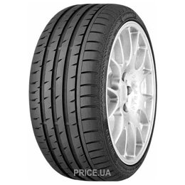 Фото Continental ContiSportContact 3 (255/40R17 94W)