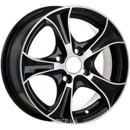 Фото Angel Luxury (R15 W6.5 PCD4x100 ET35 DIA67.1)