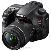 Фото Sony Alpha SLT-A65 Kit