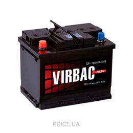 Автомобильный аккумулятор Virbac 6СТ-60 Аз Classic