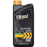 Raxol Scooter 2TS Semi Synthetic 1л