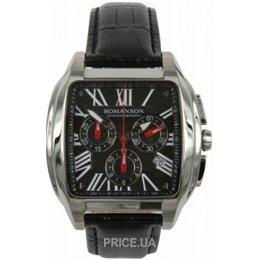 Наручные часы Romanson TL1273HMWH BK · Наручные часы Наручные часы Romanson  TL1273HMWH BK c20ad06c58c6e