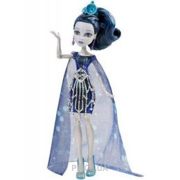 Mattel Monster High Буу-Йорк Эледия (CHW63)