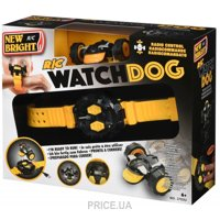 New Bright Watchdog Clock (3703U)
