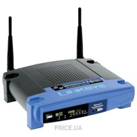Фото Linksys WRT54GL