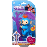 Wow Wee Обезьянка Fingerlings (W3700)