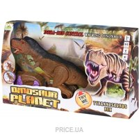 Фото Same Toy Dinosaur Planet коричневый (RS6133Ut)