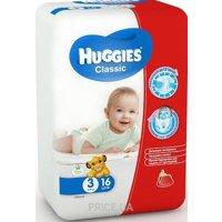 489d7c1213ca Huggies Classic 3 (58 шт.)  Купить в Украине - Сравнить цены на ...