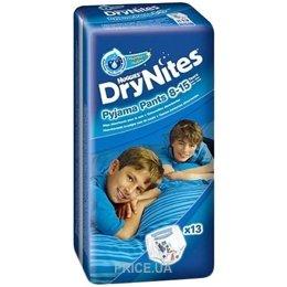 Подгузник Huggies DryNites для мальчиков 8-15 лет 27-57 кг (9 шт 8a95362c27f