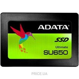 Фото A-Data Ultimate SU650 480GB (ASU650SS-480GT-C)