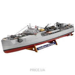Фото Revell Катер Speed Boat/Fast Attack Craft & Flak Armament 1:72 (RV05002)