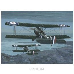 Фото RODEN Sopwith 1 1/2 Strutter comic fighter (RN407)