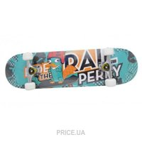 Фото SkateX Skateboard Stylish Perry