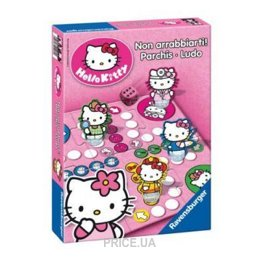 Фото Ravensburger Hello Kitty Pachisi (22076)