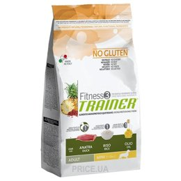 Фото Trainer Fitness3 Adult Mini Duck Rice Oil 2 кг