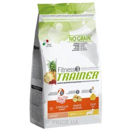 Фото Trainer Fitness3 Adult Mini Rabbit Potatoes Oil 2 кг