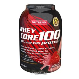 Фото Nutrend Whey Core 100 2250 g