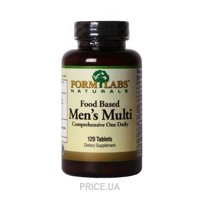 Фото Form Labs Food Based Mens Multi 120 tabs