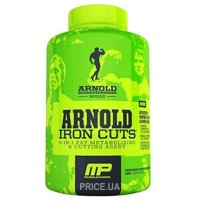 Фото MusclePharm Arnold Iron Cuts 30 Servings (90 caps)