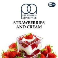 The Perfumer's Apprentice Strawberries and Cream Flavor 5 мл