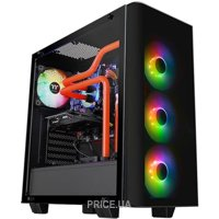 Thermaltake View 21 Tempered Glass RGB Plus Edition (CA-1I3-00M1WN-05)