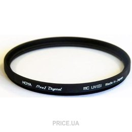 Светофильтр HOYA 52 mm UV Pro1 Digital