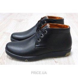 Другие Мужские ботинки зимние черные 32118 зима  Купить в Украине ... 3db5211241a92