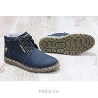 1412c2d76810 Ботинок, полуботинок мужской Timberland Мужские ботинки Timberland зимние  темно-синие 32812