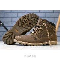 3d7417b88c7e Ботинок, полуботинок мужской Timberland Мужские ботинки на меху Timberland  коричневые 54154-2 зима