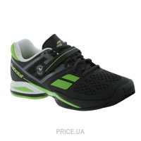 Кроссовок, кед мужской Babolat Propulse BPM All Court Wimbledon M Black Green (30S1576-166)