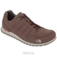 Кроссовок, кед мужской The North Face M HH MNT Canvas (T0CLV1-AZL) Coffee Brown