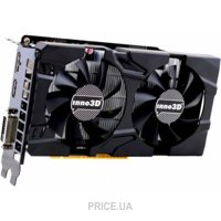 Фото Inno3D GeForce GTX 1050 Twin X2 2Gb (N1050-1DDV-E5CM)